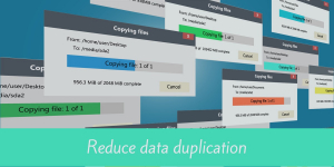 Site Diary - reduce data duplication - interoperability