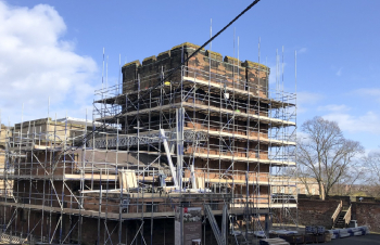 Grosvenor construction site diary benefits