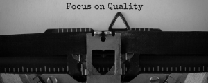 Site Diary focus on quality