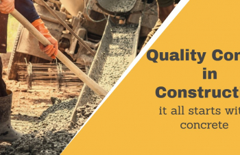Quality control in construction