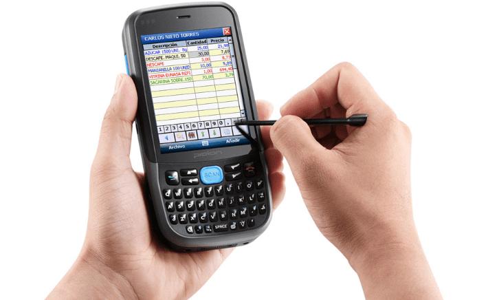 PDA with Stylus