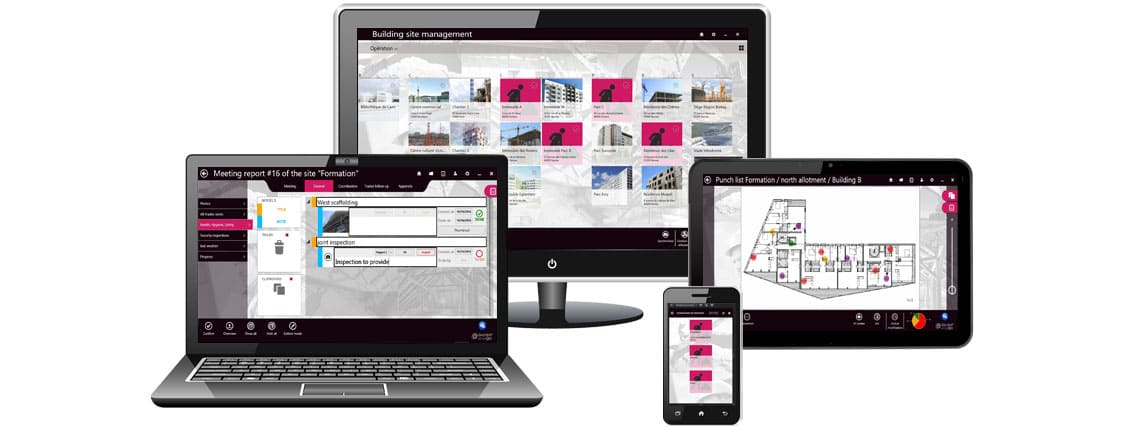 BatiScript - software and mobile applications in construction