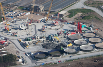 Thames Water Beckton Sewer proje ct